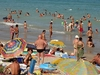 View Costinesti Beach Crowd