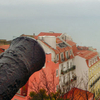 Cannon In The Castle Of Sao Jorge