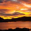 Malm At Sunset