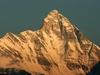 View Nanda Devi From Auli UT
