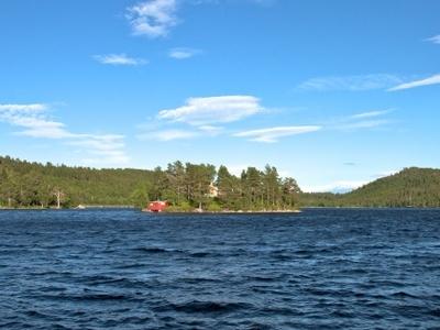 The Lake Frilsjen
