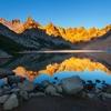 View Patagonia - Tonchek Lagoon