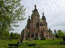 View Peterhof At Saint Petersburg