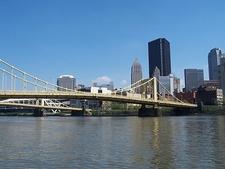View Pittsburgh Bridges - Pennsylvania