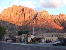 View Springdale - Zion UT