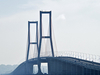 View Suramadu Bridge - Indonesia