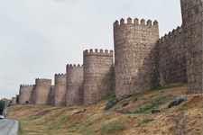 Vila City Walls.