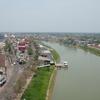 Grijalva River Flowing Through Villahermosa