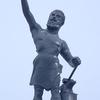 Vulcan Statue Birmingham