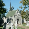 View Of Fairmount Cemetery In Denver