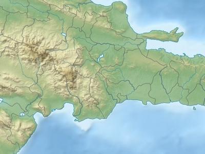 Villa Altagracia Is Located In Dominican Republic