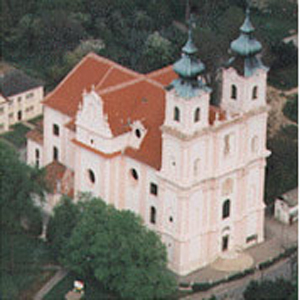 Wallfahrtsbasilika Maria Dreieichen