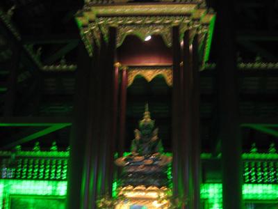 Wat Phra Kaeo - Chiang Rai