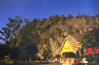 Wat Tham Suwannakhuha
