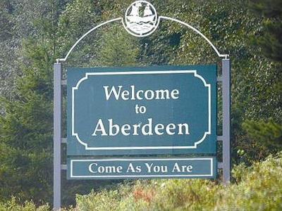 Welcome To  Aberdeen Cropped