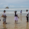 Weligama Beach Visitors