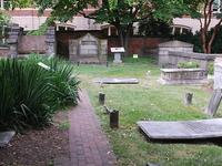 Westminster Hall and Burying Ground