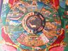 Wheel Of Life  Kopan  Monastery