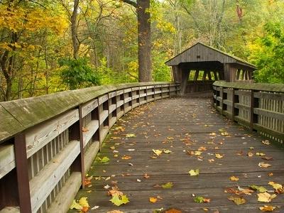Wildwood Preserve In Toledo - Ohio