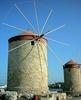 Windmills Of Rhodes