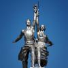 Worker And Kolkhoz Woman