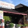Worlds Largest Redwood Tree Service Station