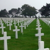 Normandy American Cemetery Rain