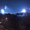 Wankhede Stadium At Night