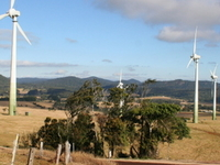 Windy Hill Wind Farm