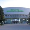 Wolstein Center Entrance