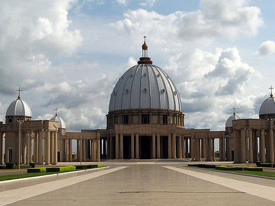 Yamoussoukro Church