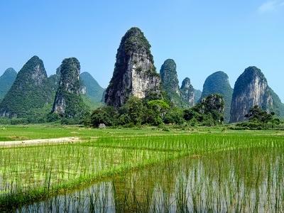 Yangshuo - Guilin - China