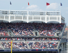 View Of Yankee Stadium