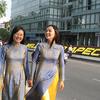 Young Vietnamese Ladies