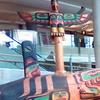 A Canadian Aboriginal Wood Sculpture