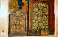 Details Inside The Gompa