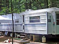 Tamworth Camping Area