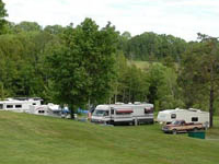 Lake Champagne Campground