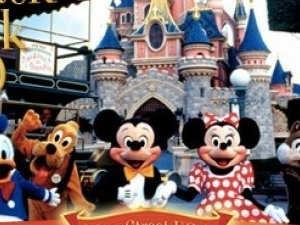 5- Day / 2- Parks Disneyland Paris Ticket Photos