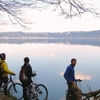 Castelgandolfo Lake and Ancient Appian Way Bike Tour - English