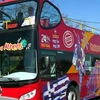 City Sightseeing Athens hop on hop off tour