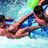 Crete water park and transfer