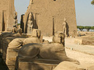 East Bank of luxor the two temples of karnak & luxor Photos