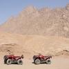 Quad runner excursions in Sharm el Sheikh desert