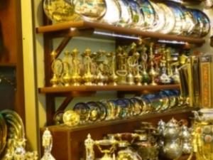 Shopping a la Ottoman Tour Photos