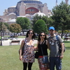 Small-Group Istanbul Walking Tour: Hagia Sophia Museum and the Blue Mosque