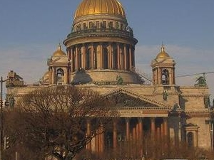 St.Isaac's Cathedral and the Saviour on the Blood Church Photos
