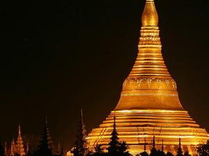 Yangon city and Famous Shwedagon Pagoda Sight Seeing Photos