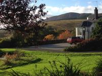 Friendly private estate in scotland