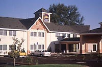 Best Western Dallas Inn Suites